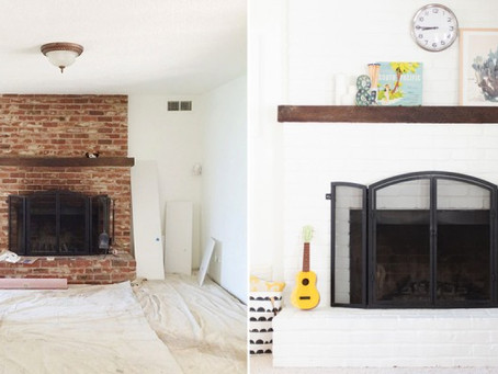 6 Ways to Update Your Fireplace