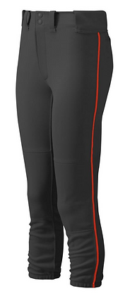 Mizuno Select Belted Piped Pants