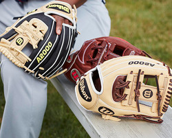Baseball-Wilson-Gloves