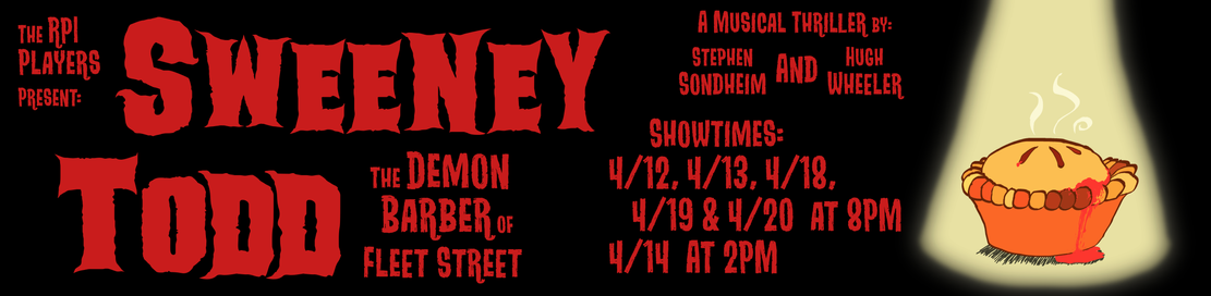 Sweeney Todd Marquee