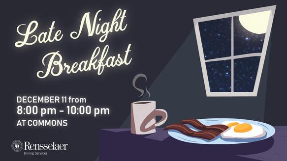 Late Night Breakfast DS
