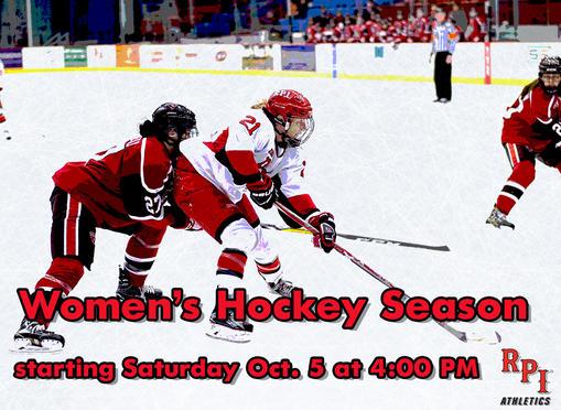 Women's Hockey Announcement