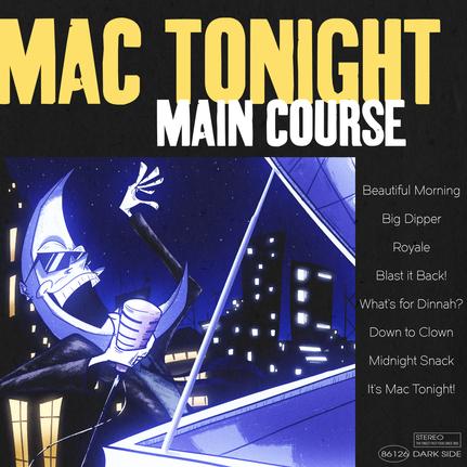 Mac Tonight Jazz Album
