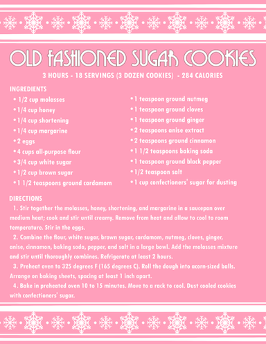 UCook Cookie Book Page 1