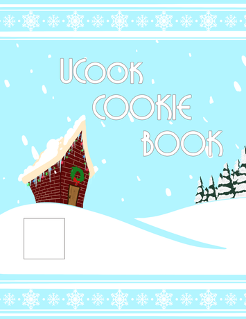 UCook Cookie Book Cover