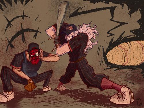 Baseball Shin & Noi