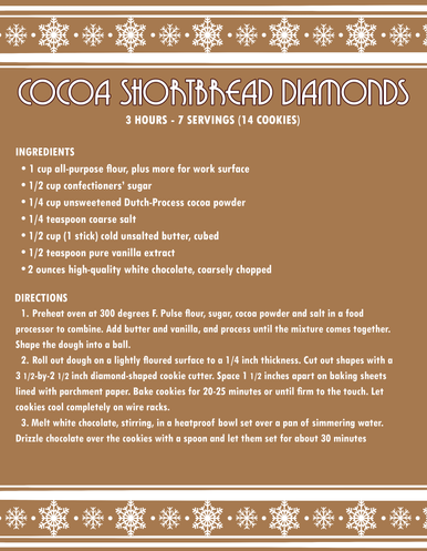 UCook Cookie Book Page 3