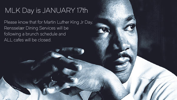 MLK Day Hours