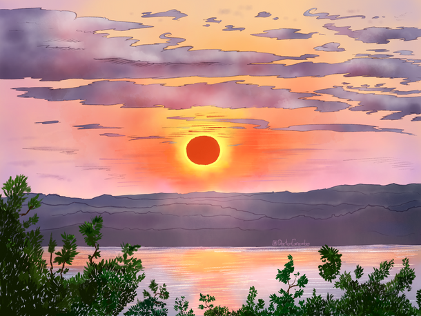 August 2021: Solar Eclipse