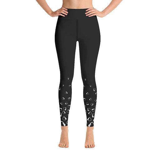 Ollimania black Yoga Leggings