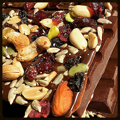 Fruits and Nuts Bark