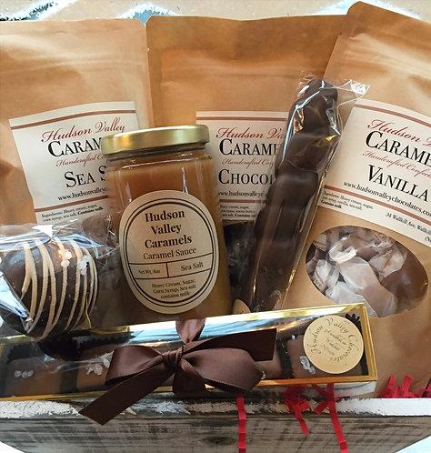 Caramel Lover Basket