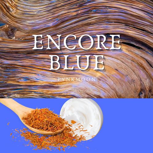 Encore Blue- Foaming Sugar Scrub