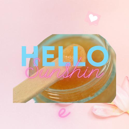 Hello Sunshine- Yoni Scrub
