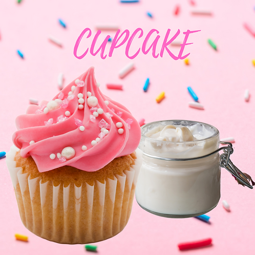 Cupcake Body Butter