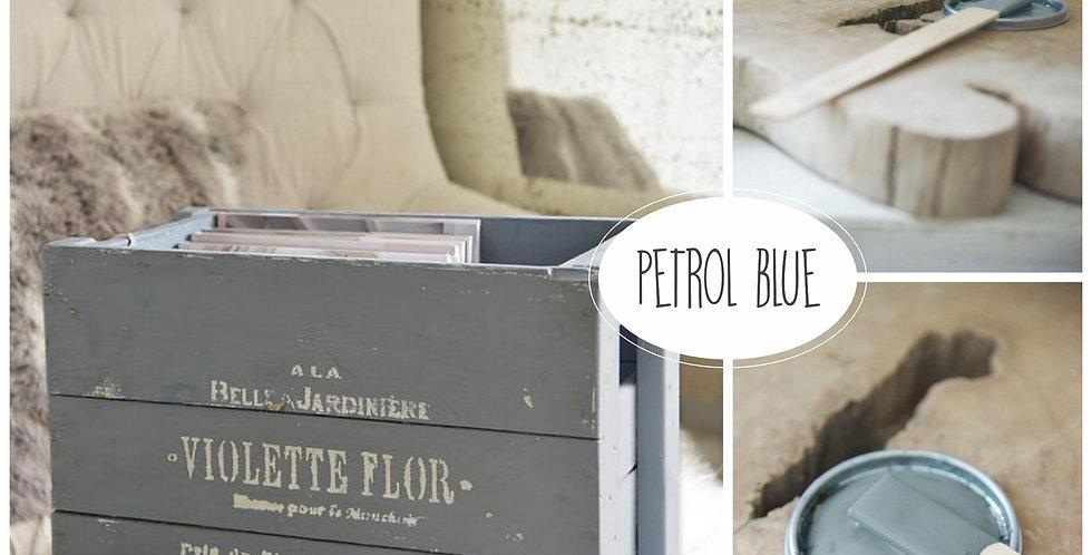 Vintage Paint Petrol Blue