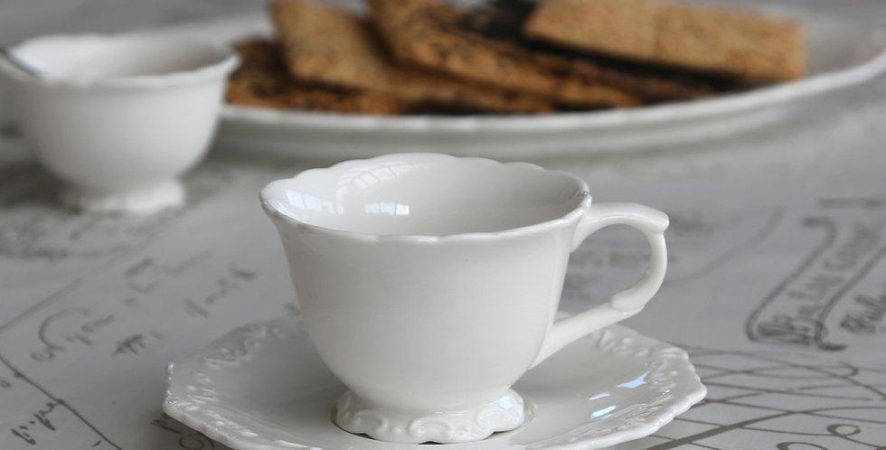 Kaffee Tasse französischen Stil -coffee cup