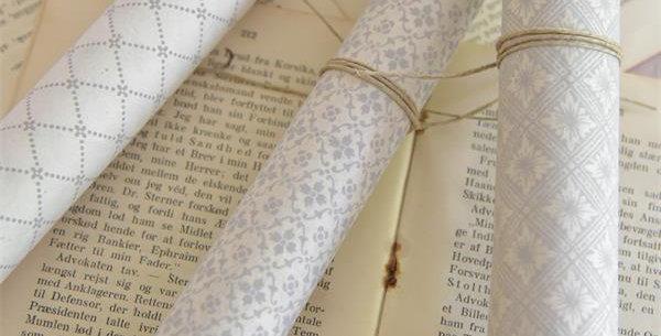 Bogenaus Büttenpapier - Sheet in handmade paper