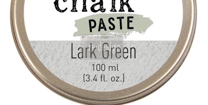 Chalk paste Lark Green