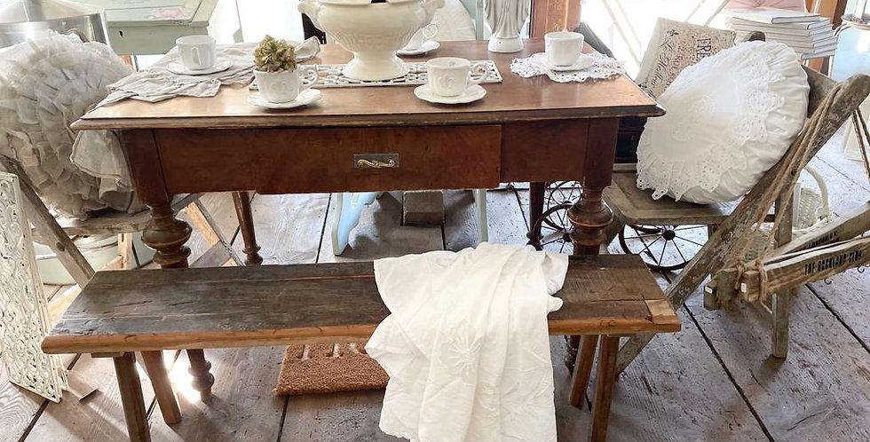 Tisch Alt -table, old