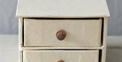 Schachtel Natur - box chest