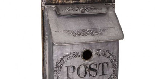 Briefkasten Post- Mailbox