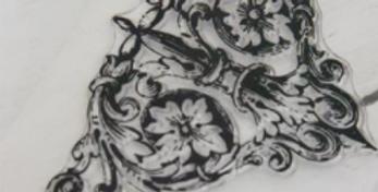 Stempel - Triangel- Stamp