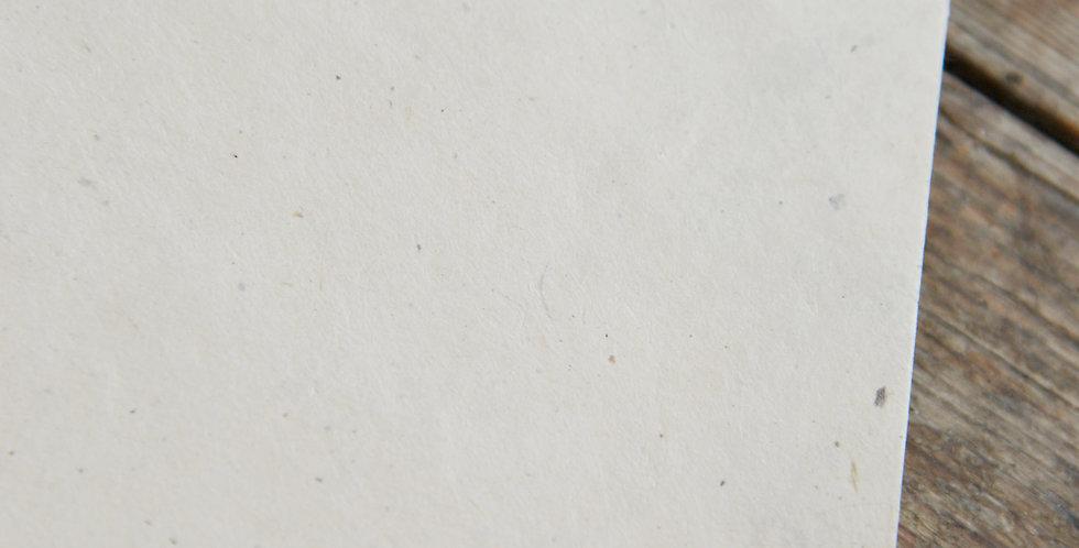Büttenpapier A4 zu drucken- Paper