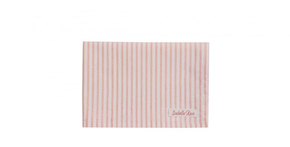 Küchentuch mit Rosa Streifen - towel with stripes