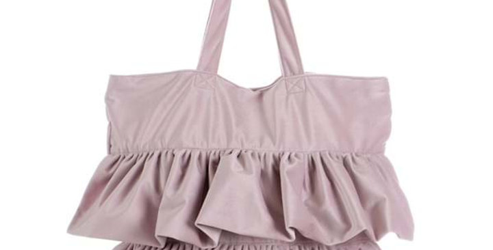 Velvet Tasche - bag