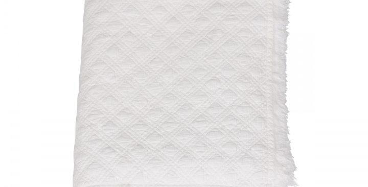 Decke weiss - cover white