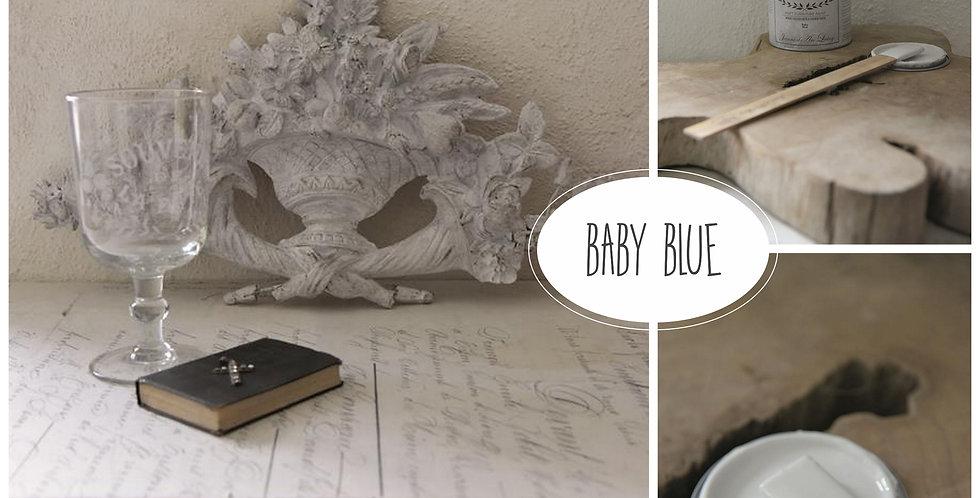 Vintage Paint Baby Blue