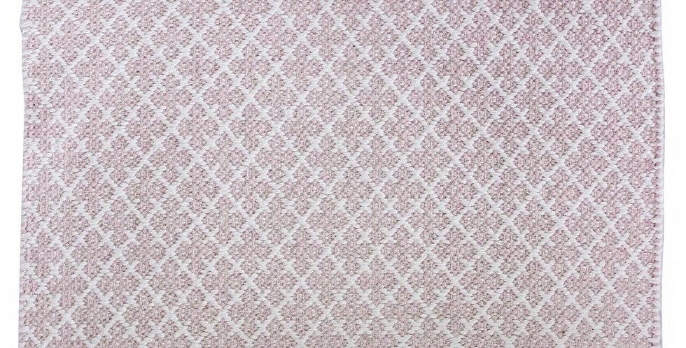 Teppich rosa