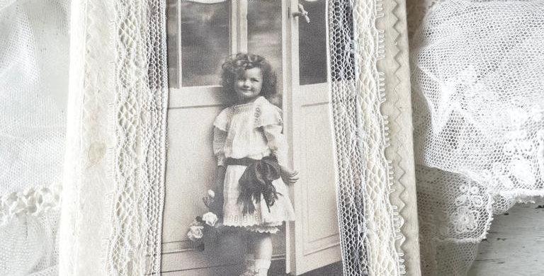 Notizbuch little girl 2 -notebook