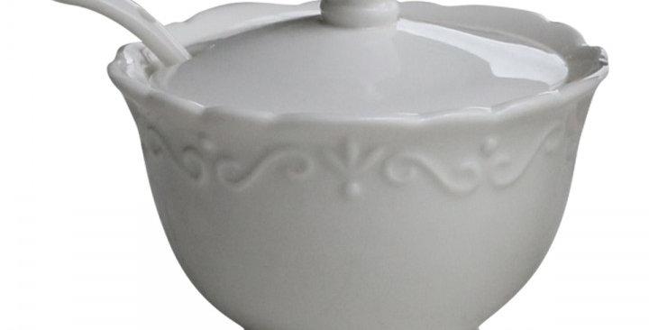 Zucker Dose Provence -sugar bowl