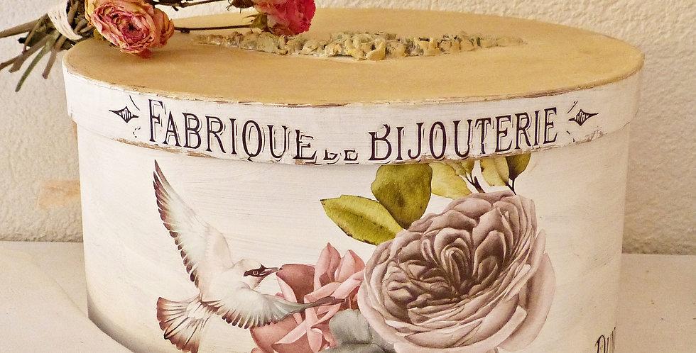 Hutschachtel Bijouterie - box
