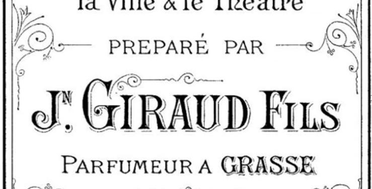 Transfer Papier J. Giraud Fils - Grey - Transfer paper -