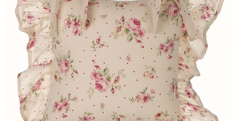 Kissenbezug  Rosen gr. BMC -pillow cover