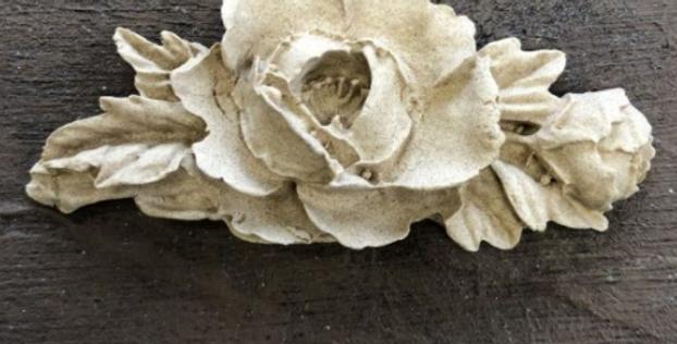 Woodubend-rose garland wub0351
