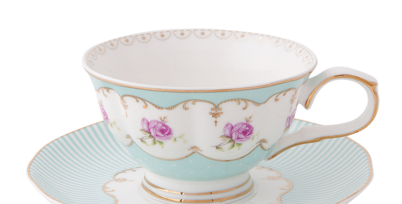 Tasse & Teller b&r -Cup and saucer