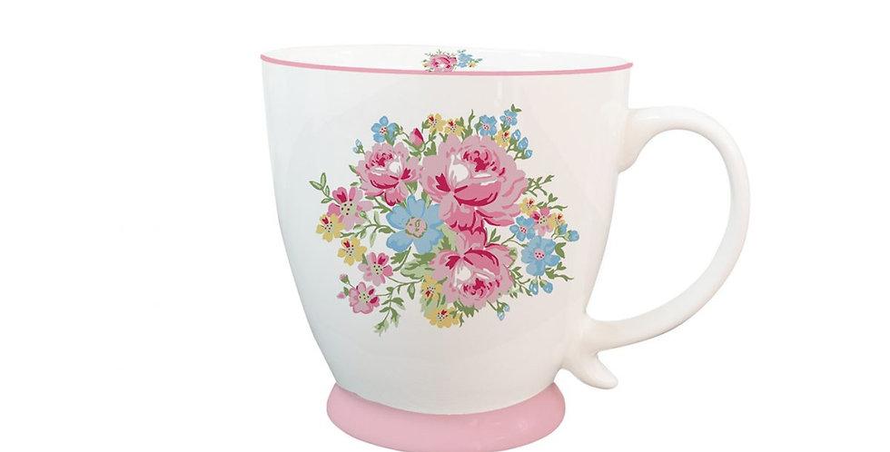 Porzellantasse Marie rose pink - mug