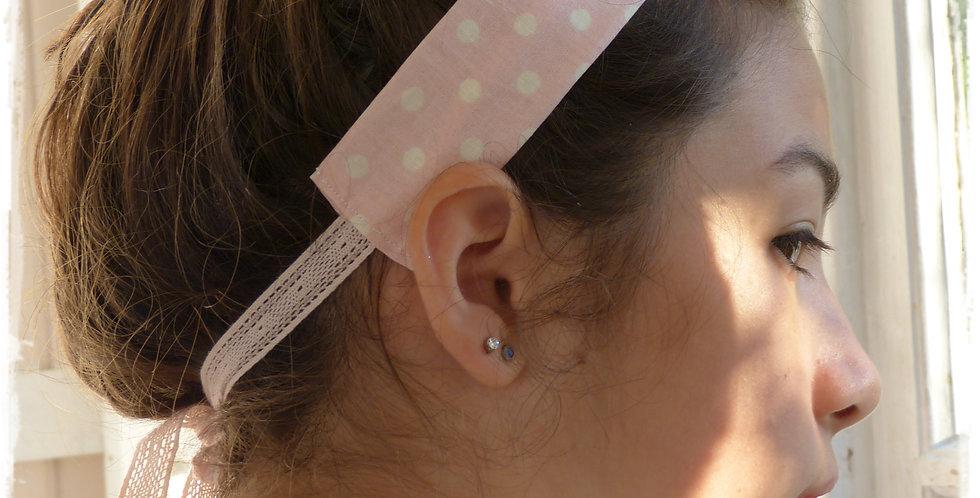 Stoff Haarreife 2 - Headband