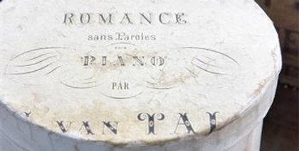 Schachtel Romance - Box romance