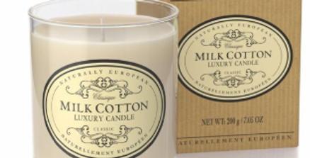 Kerzen Milch Cotton - candle