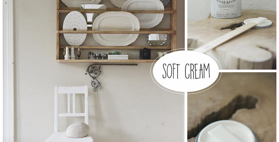 Vintage Paint Soft Cream