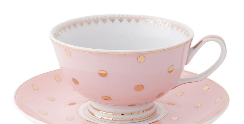 Tasse & Teller p&g - -Cup and saucer