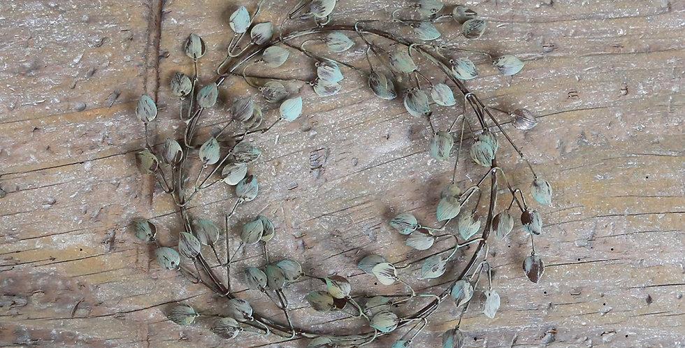 Kranz antikes Bronze Optic- wreath