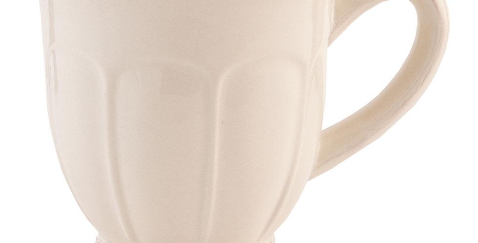 Tasse gebrochen weiss- Mug