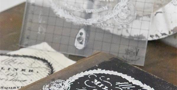 Stempel - Text Milliner - Stamp