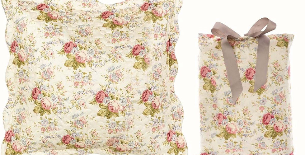 Kissen VIntage Blumen -cushion